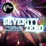 SEVERITY ZERO - The Thrill Of The Chase (Front Cover)