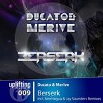 DUCATO/MERIVE - Berserk (Front Cover)