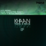 KHAAN - Toada A Beira EP (Front Cover)