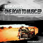 RIKARD - One Road To Music EP (Front Cover)