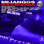 MIJANGOS - Saxmania (Front Cover)