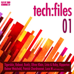 VARIOUS - Tech:Files 01 (Front Cover)