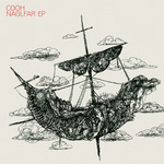 COOH/CURRENT VALUE/DEAN RODELL - Naglfar EP (Front Cover)