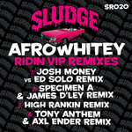 AFROWHITEY - Ridin (VIP remixes) (Front Cover)