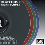 DJ STELIOS P - Night Echoes (Front Cover)