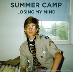 SUMMER CAMP - Losing My Mind (Front Cover)
