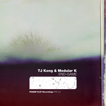 TJ KONG & MODULAR K feat EDWARD CAPEL - End-Game (Front Cover)