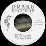 DJ PHONEY - The Rise & Fall (Front Cover)