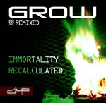 GROW - Immortality Recalculated (Front Cover)