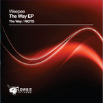 WEEPEE - The Way (Front Cover)