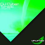 DJ CYBER - Tornado (Front Cover)