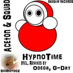 ACETON/SQUAD - Hypnotime (Front Cover)