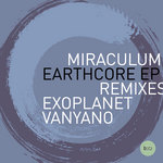 MIRACULUM - Earthcore EP (Front Cover)