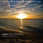 LUNARS - Coast Of Dreams (Front Cover)