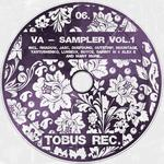 VARIOUS - Sampler Vol 1 (Front Cover)