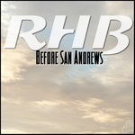 RHB - Before San Andrews (Front Cover)