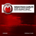 GARUTI, Sebastian - Hope Against Night (Front Cover)