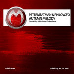 PETER MEATMAN & PHILOWZ O - Autumn Melody (Front Cover)