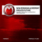 ROMANA, Noa/DEERSKY - Endless Future (Front Cover)