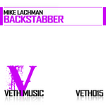 LACHMAN, Mike - Backstabber (Front Cover)