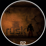 RUSK - No Room To Move (Front Cover)