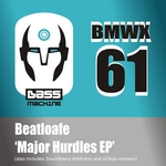 BEATLOAFE - Major Hurdles EP (Front Cover)