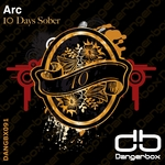 ARC - 10 Days Sober (Front Cover)