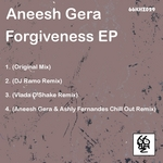 GERA, Aneesh - Forgiveness EP (Front Cover)