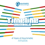 VARIOUS - Timeline Originals: 4 Years Of Asymmetric (Front Cover)
