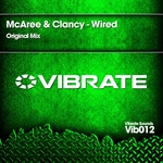 MCAREE/CLANCY - Wired (Front Cover)