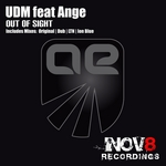 UDM feat ANGE - Out Of Sight (Front Cover)
