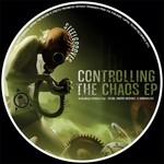 STEEL GROOVES - Controlling The Chaos EP (Front Cover)
