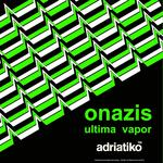 ONAZIS - Ultima Vapor (Front Cover)