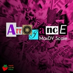 MAXDV SCALE - Arrogance (Front Cover)