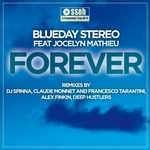 BLUEDAY STEREO feat JOCELYN MATHIEU - Forever (Front Cover)