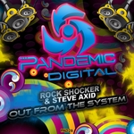ROCK SHOCKER/STEVE AXID - Out From The System (Front Cover)