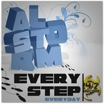 AL STORM feat FRAZ - Every Step (Everyday) (Front Cover)