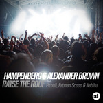 HAMPENBERG/ALEXANDER BROWN feat PITBULL/FATMAN SCOOP/NABIHA - Raise The Roof (Front Cover)