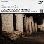 COLORS SOUND SYSTEM - Director's Cut (Front Cover)