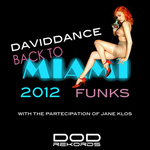 DAVIDDANCE - Back To Funks MIAMI 2012 (Front Cover)