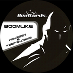 BOOMLIKE - Keep Blowing (Front Cover)