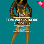 WAX, Tom/STROBE - Crushed (Front Cover)