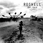 DR GAP - Roswell LP (Front Cover)