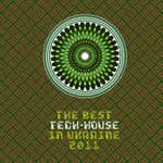 VARIOUS - The Best Tech-House In UA Vol 2 (Front Cover)