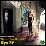 MAURO B/GERARD C - Kya EP (Front Cover)