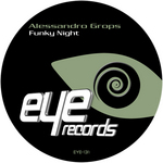 GROPS, Alessandro - Funky Night (Front Cover)