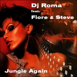 DJ ROMA - Jungle Again (Front Cover)