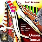 UNIONE TRIBALE feat RANJA/RIKY CASTER/DEA VOICE - Paso Tribales (Front Cover)