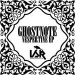 GHOST NOTE - Iron Shirt Recordings 4: Vespertine EP (Front Cover)
