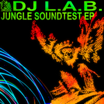 DJ LAB - Jungle Sound Test EP (Front Cover)